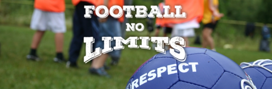 """FOOTBALL NO LIMITS"" WORK IN PROGRESS"