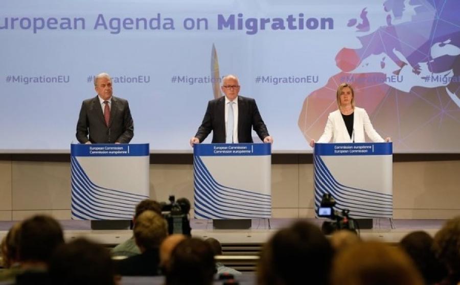 Migrazioni? Business as usual
