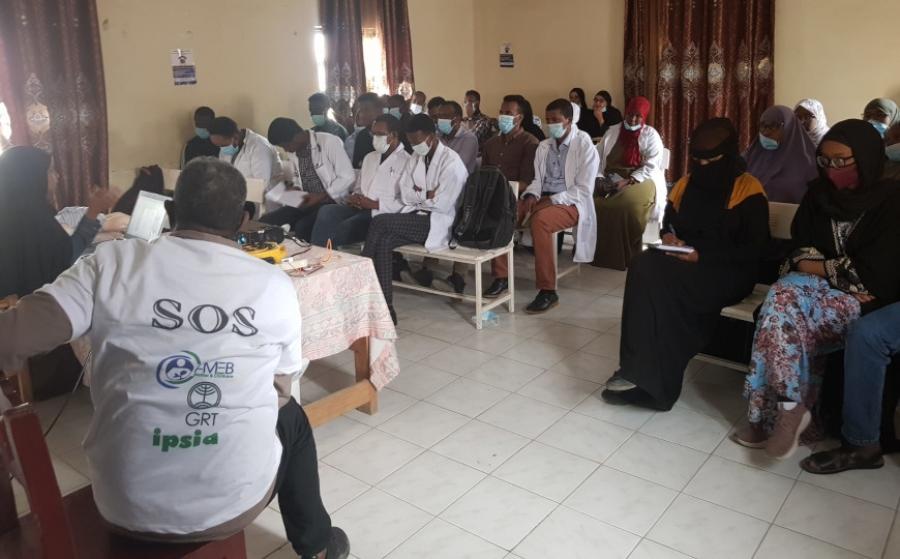 Scambio Operatori Sanitari in Somaliland