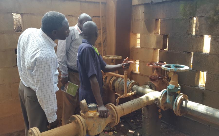 IPSIA e CAP Holding in Kenya