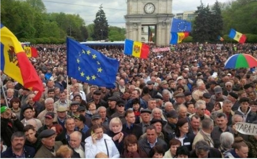Moldavia - Elezioni Pro-europee?