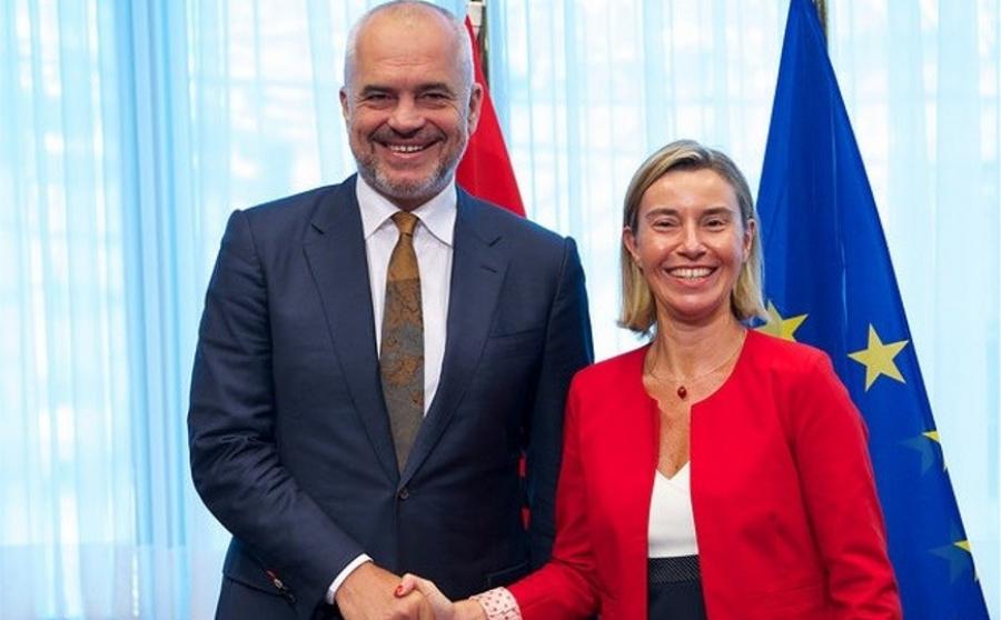 L'Albania verso l'adesione all'Unione Europea
