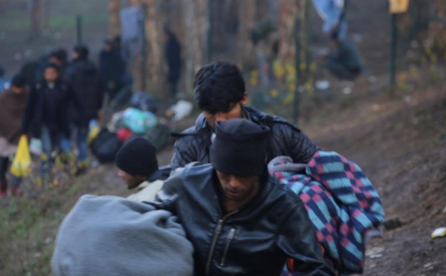 Donazione di Papa Francesco per i migranti in Bosnia Erzegovina