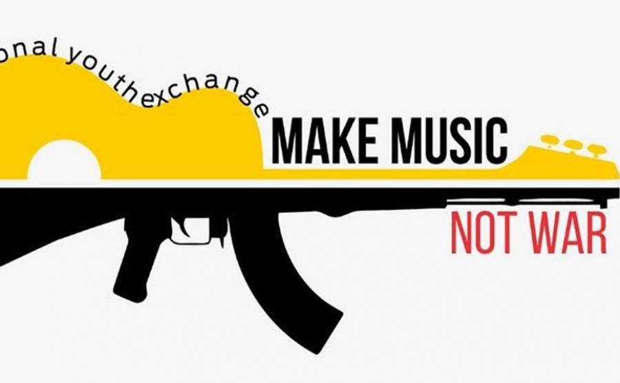Make Music. Not War